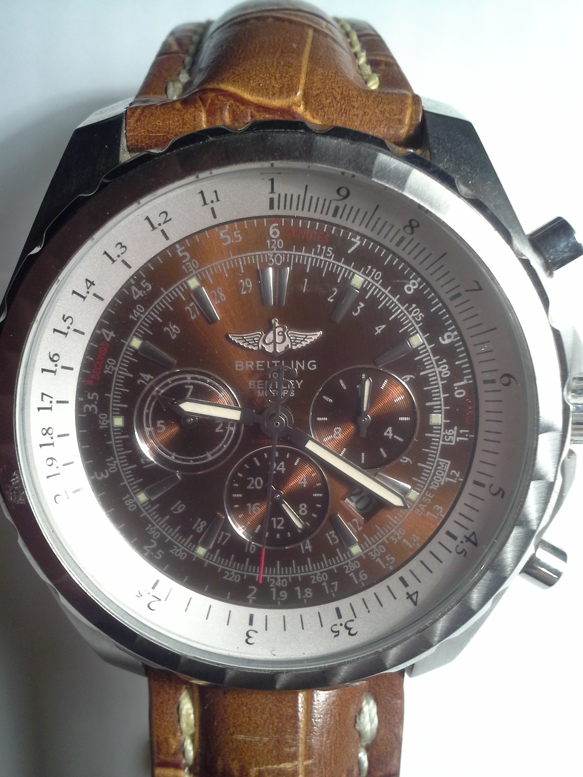 zegarek BREITLING Bentley Motors