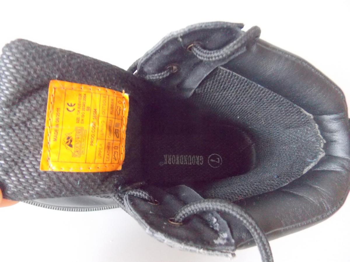 71e2cee28a60 GROUNDWORK SAFETY FOOTWEAR STEEL TOE SKORA 41-26CM - 7686964264 ...