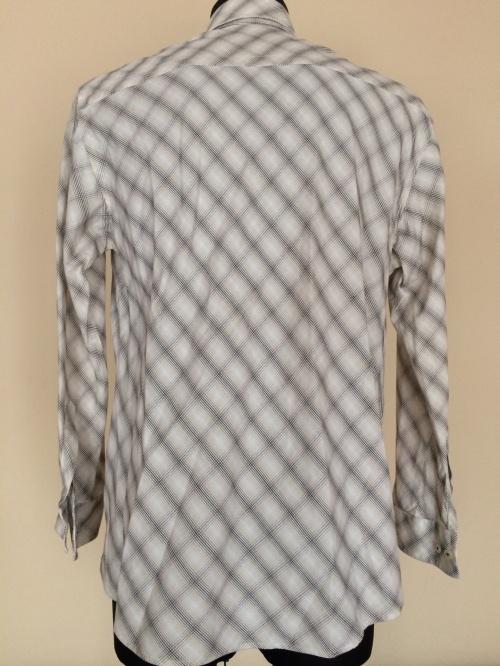 OLIVIER super koszula w kratę XL 7392531607 oficjalne  c0XX3