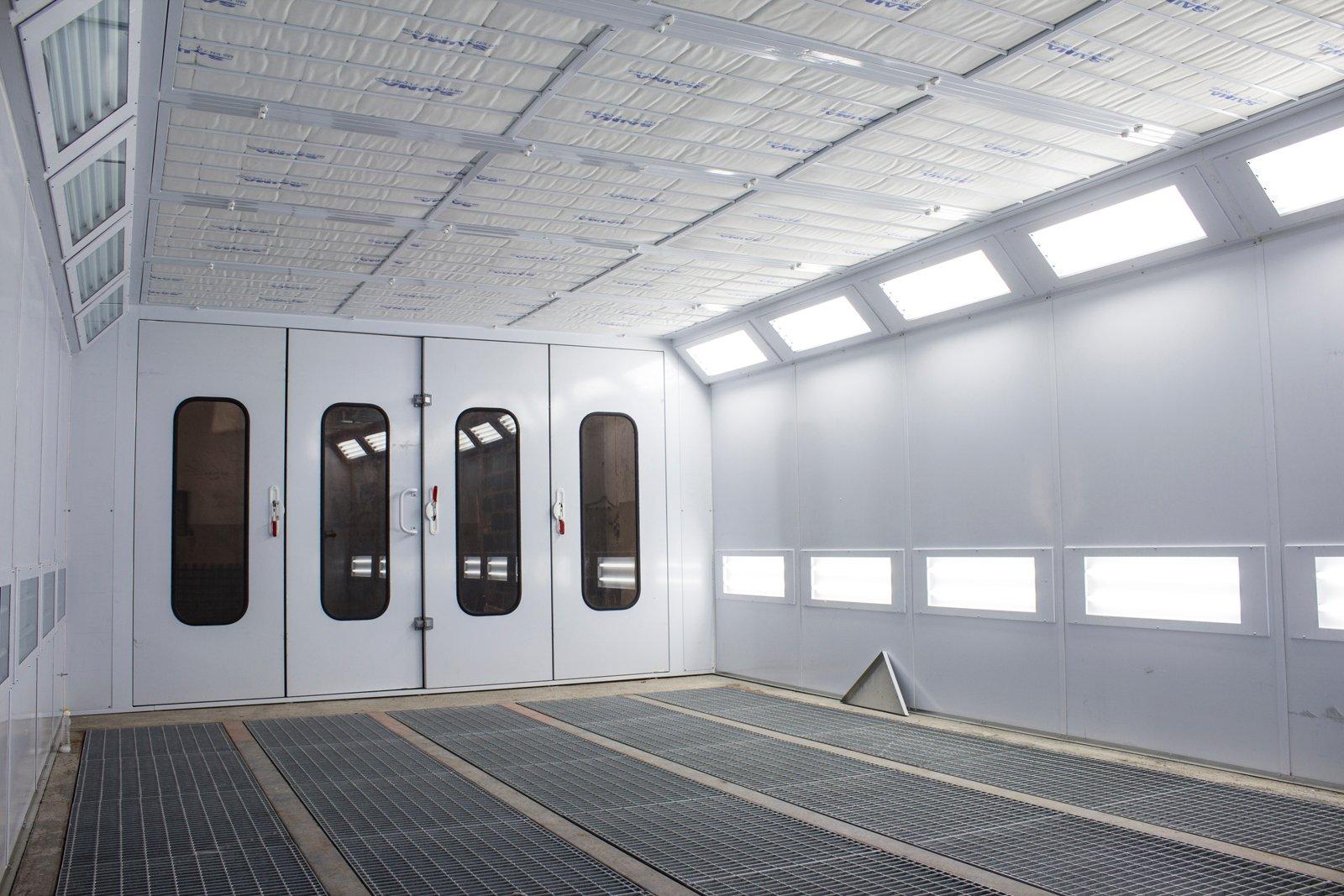 Topnotch kabina lakiernicza w Oficjalnym Archiwum Allegro - Strona 4 PM91