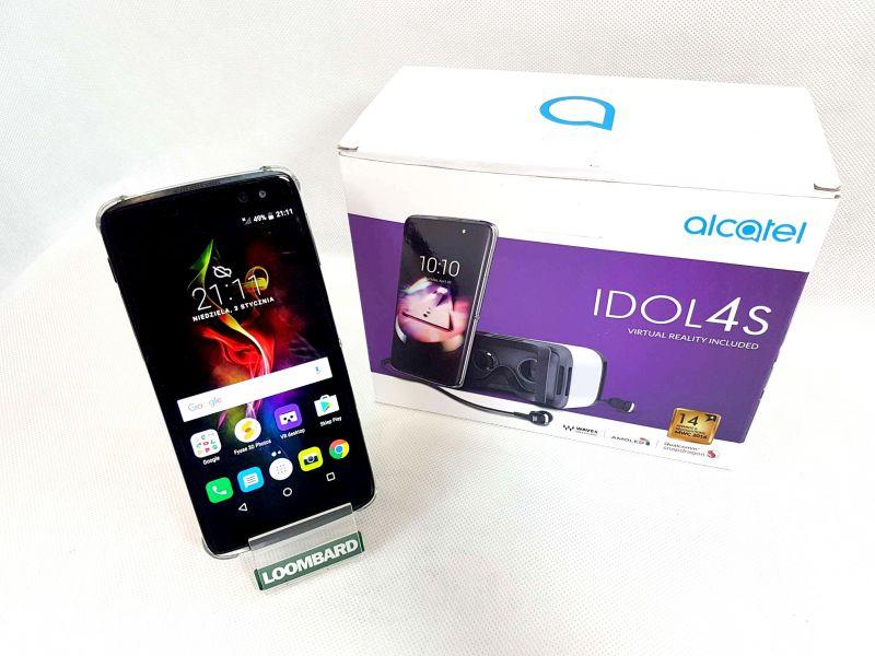 ALCATEL IDOL 4S 32GB  JAK NOWY GWARANCJA PLAY !