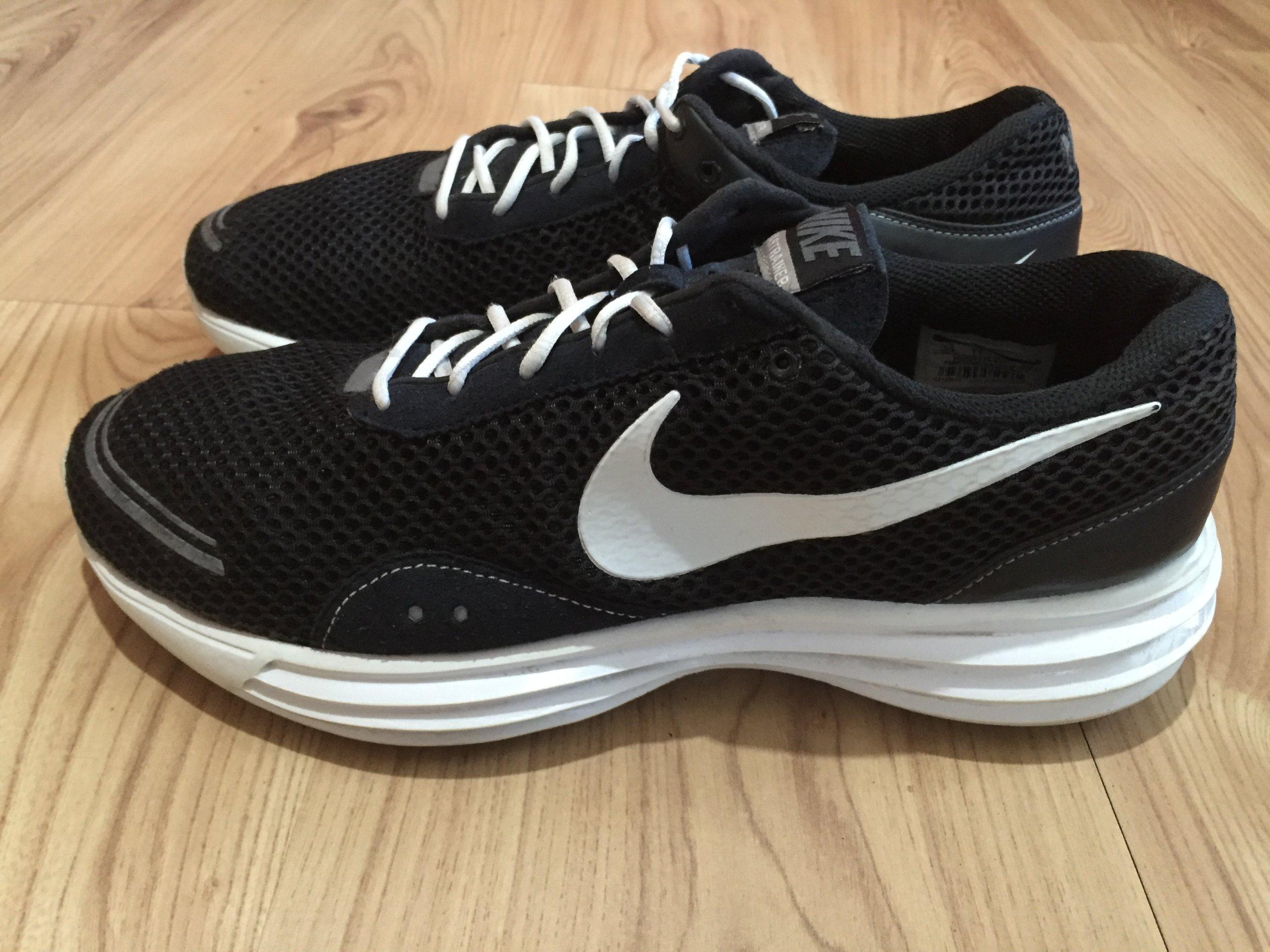 niesamowita cena spotykać się wiele stylów Sportowe buty Nike Lunarlon Trainer r.46 30cm
