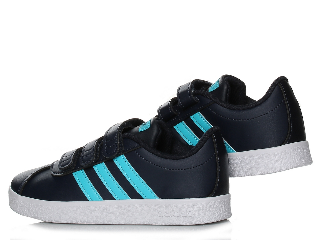 Buty dziecięce Adidas VL Court 2.0 B75973 Różne r. Ceny i