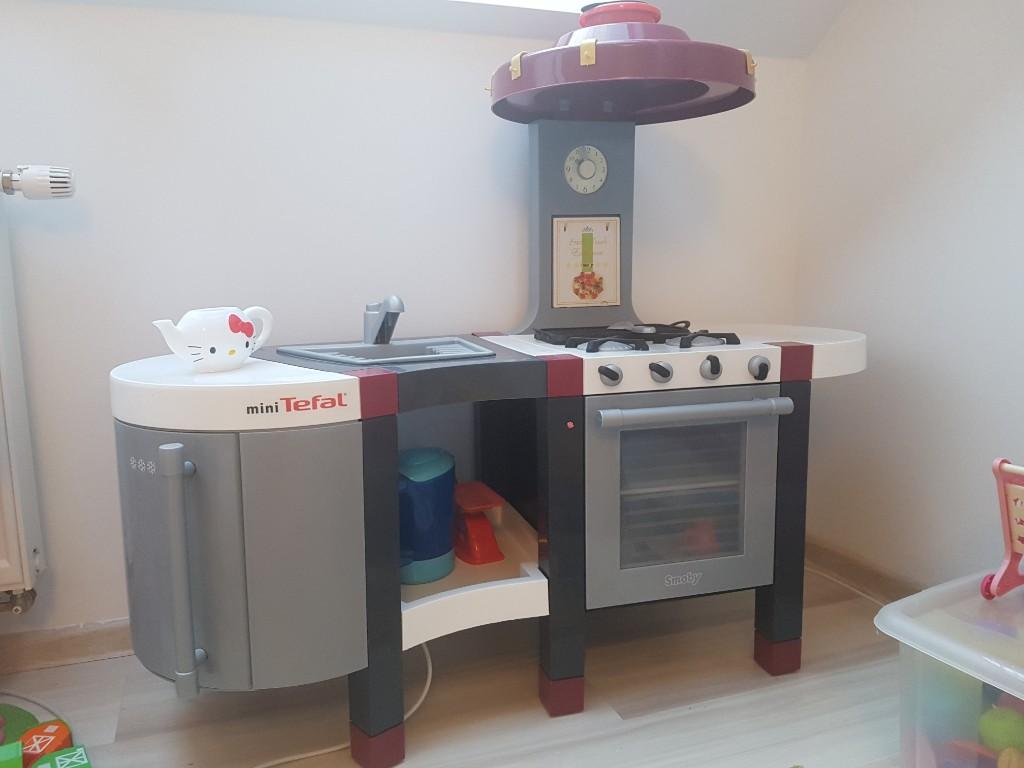 Kuchnia Dla Dzieci Smoby Tefal 7356652692 Oficjalne