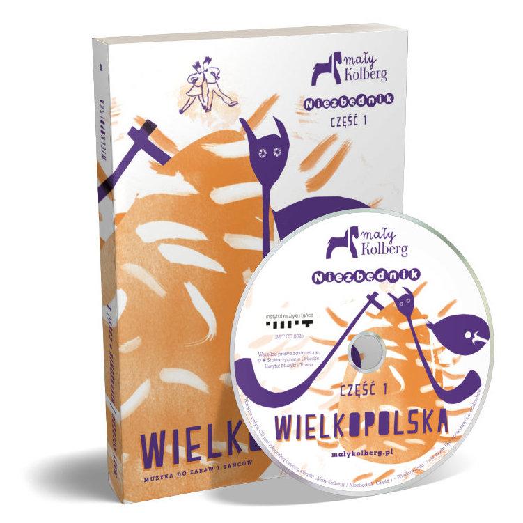 Mały Kolberg | Niezbędnik. Wielkopolska + CD