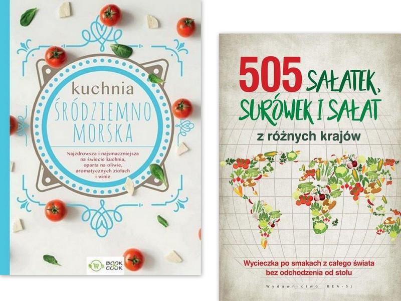 Kuchnia śródziemnomorska 505 Sałatek Surówek 7321641200