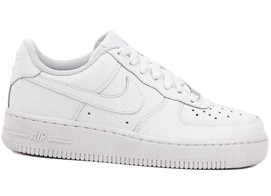Damskie Nike AIR FORCE 1 Lo 314192-117 białe 36
