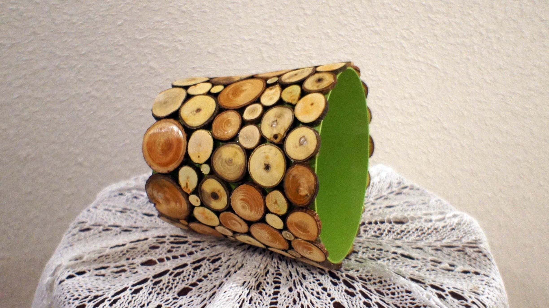 Drewniana Doniczka Na Kwiatki Ręcznie Robiona 6920920738