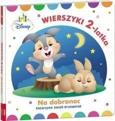 Disney Maluch Wierszyki 2 Latka Na Dobranoc 7362708519