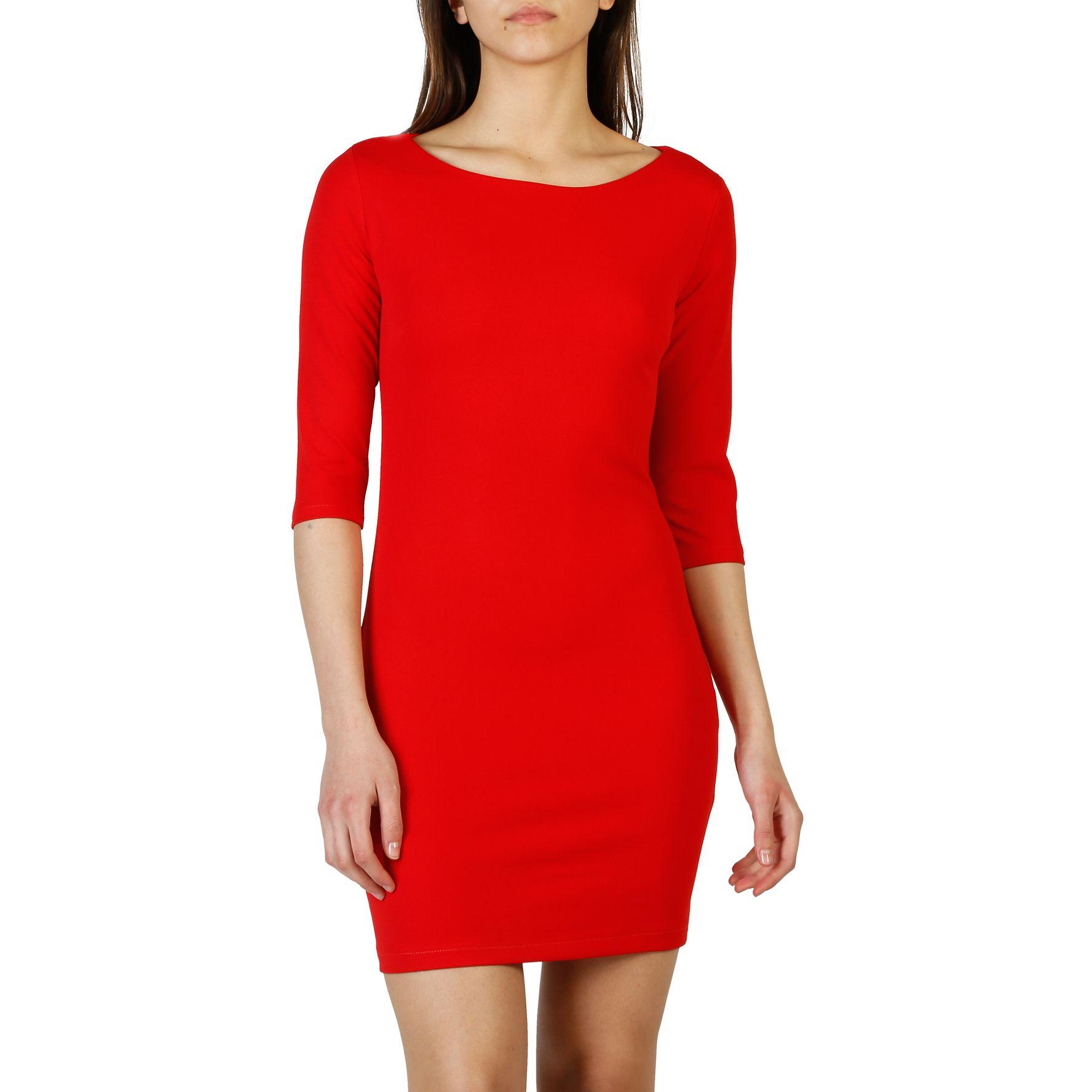 51409d49 Lokita Sukienka V2245 Red L - 7423735806 - oficjalne archiwum allegro