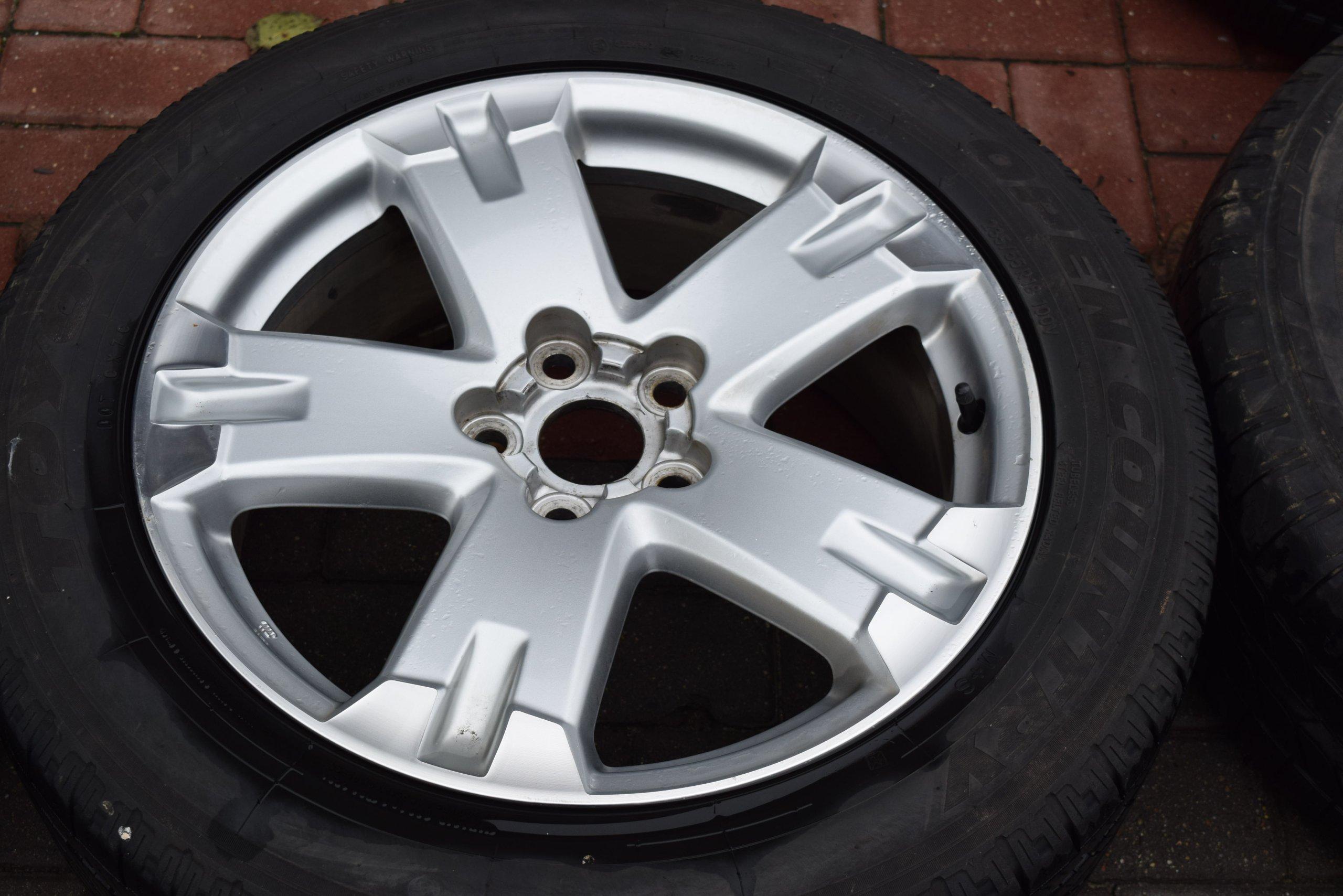 Toyota Rav 4 Opony Zimowe 2355518 Felgi Okazja 7232520995