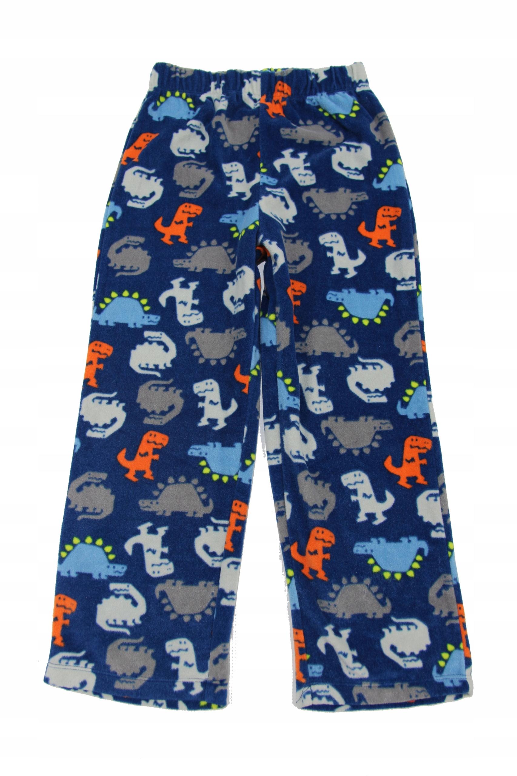 Spodnie od piżamy z polaru r 116 (L3757) 7688302066
