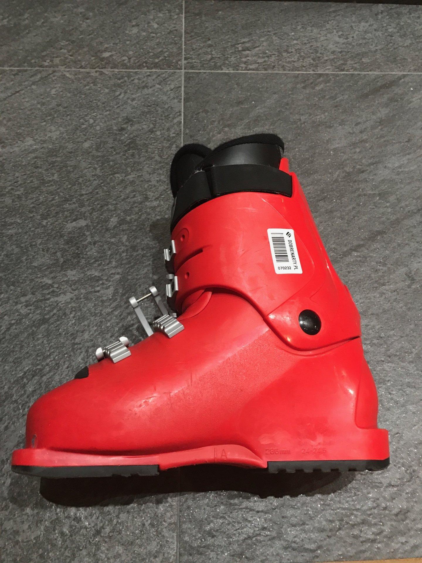 Buty narciarskie Salomon 24 24,5 (286 mm)