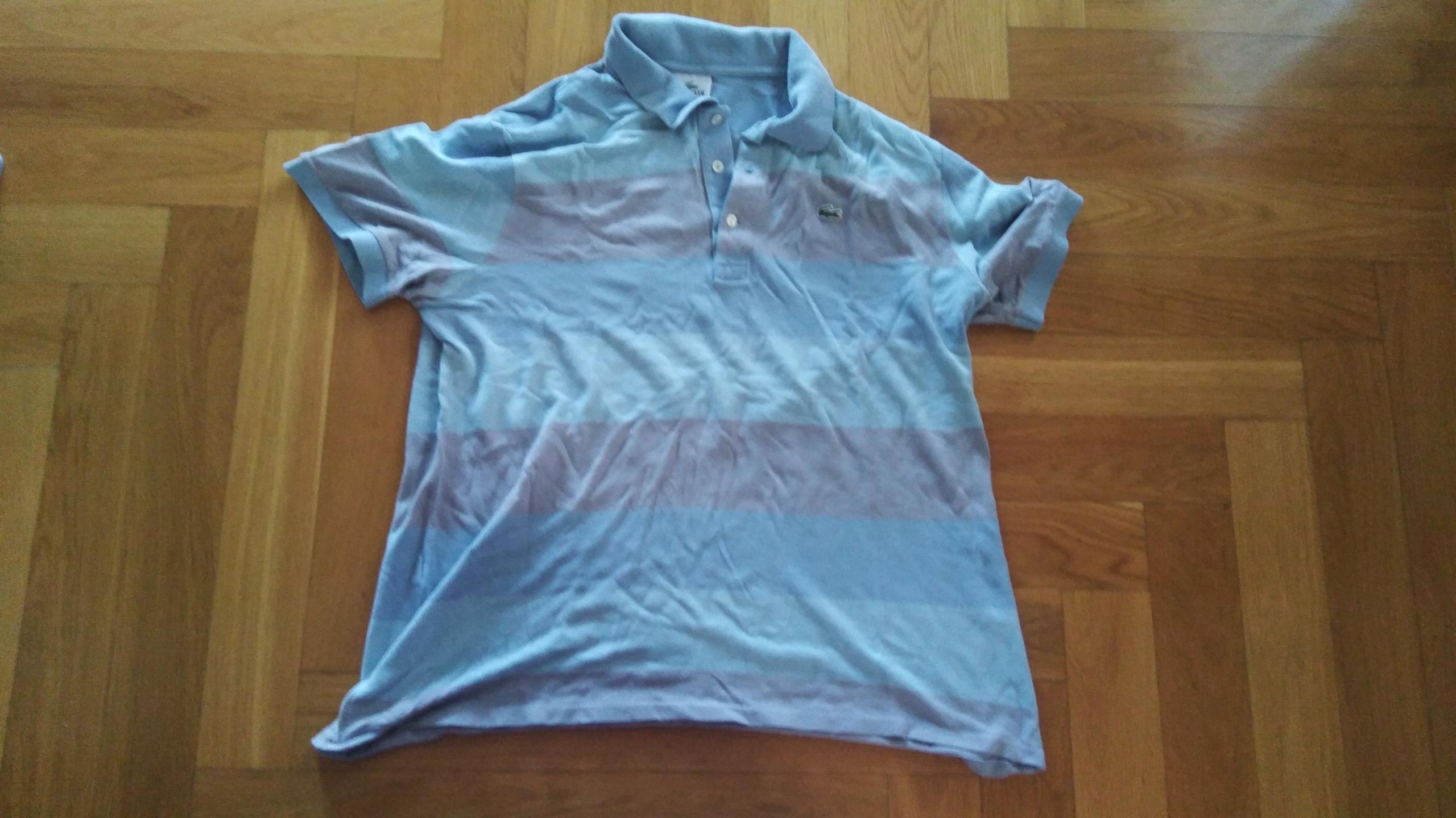 9cbe308a6 Koszulka polo Lacoste rozmiar 6 - 7484228221 - oficjalne archiwum ...