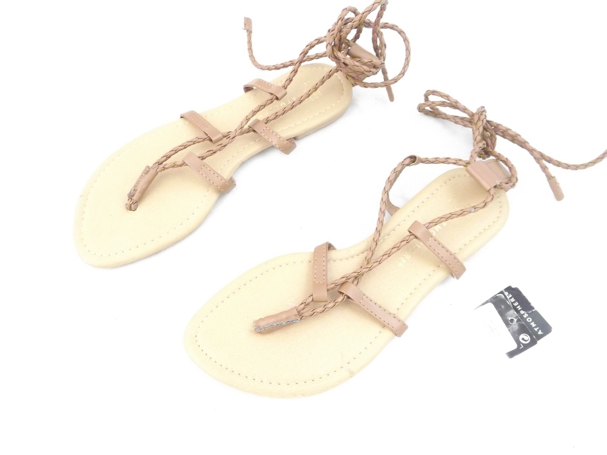 ATMOSPHERE sandały japonki 23 cm