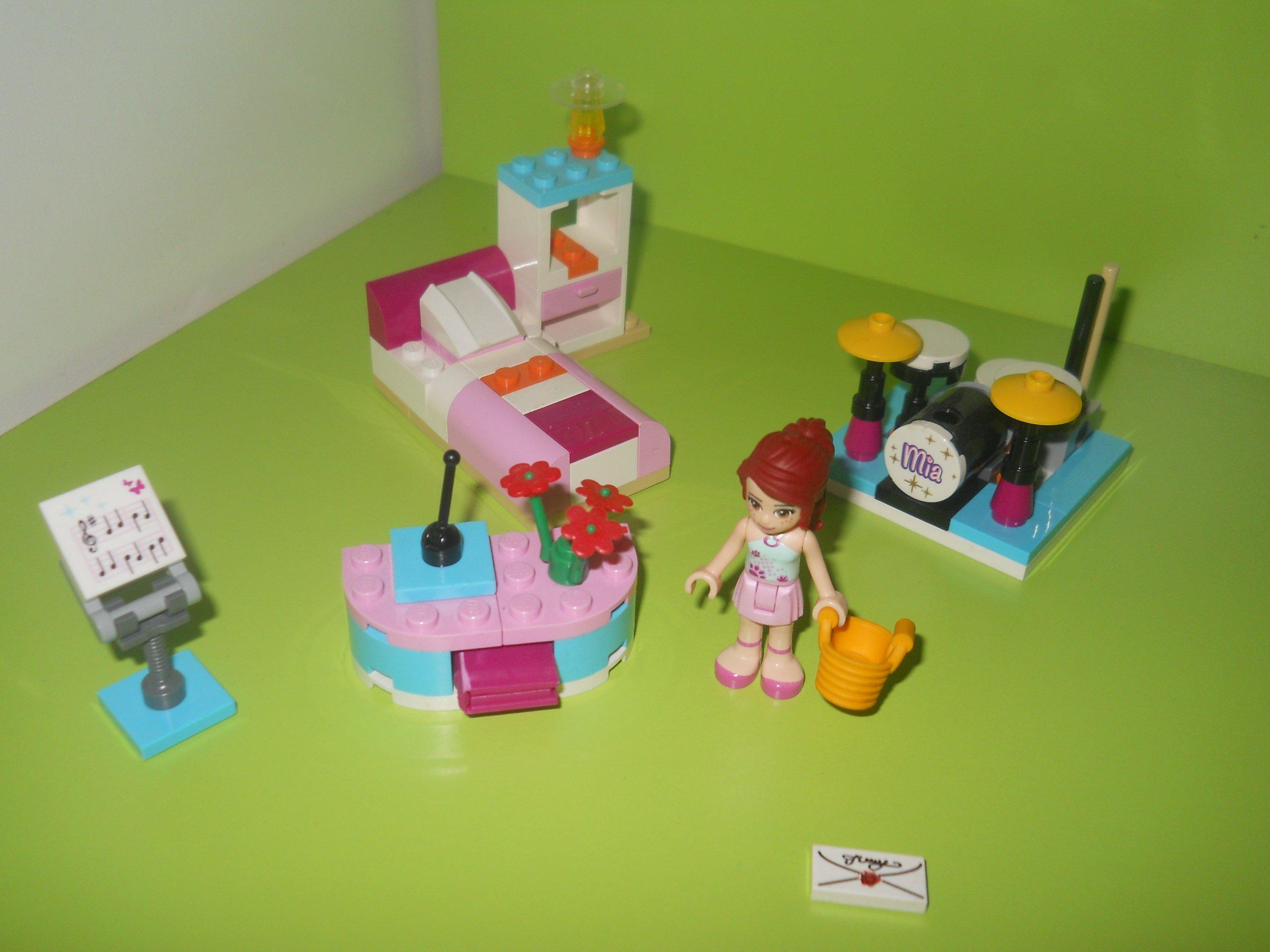 Lego Friends 3939 Pokój Muzyczny Mii 7177432660 Oficjalne