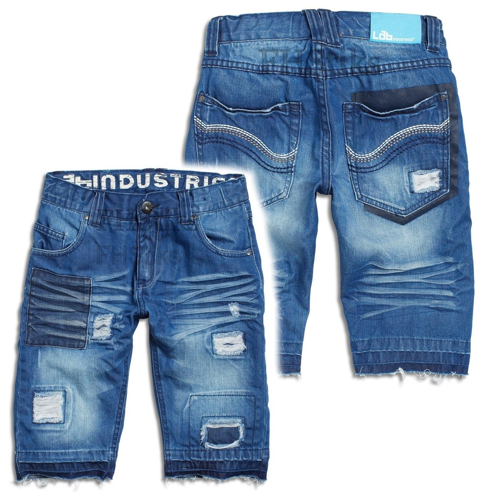KappAhl RYAN bermudy jeansy  NOWE r 134