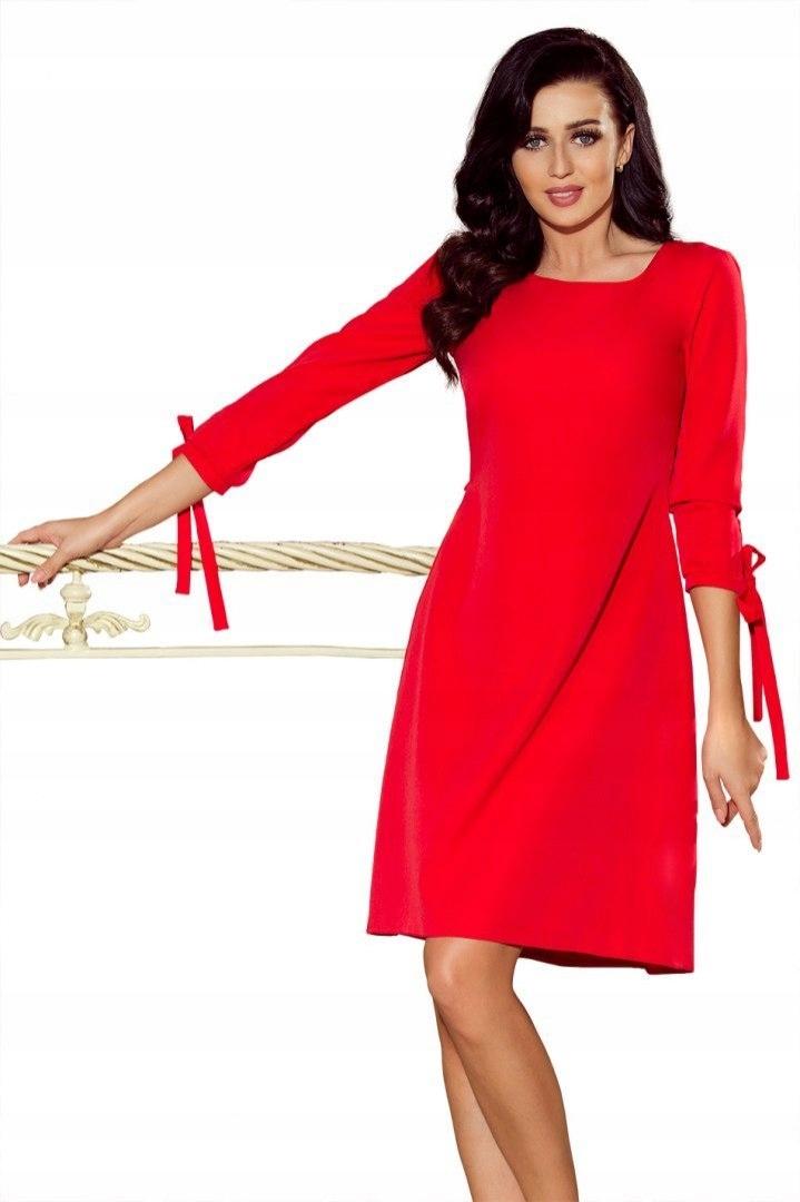 07d0670c07 195-4 ALICE Sukienka z kokardkami - WYPRZEDAŻ - 7636067240 ...