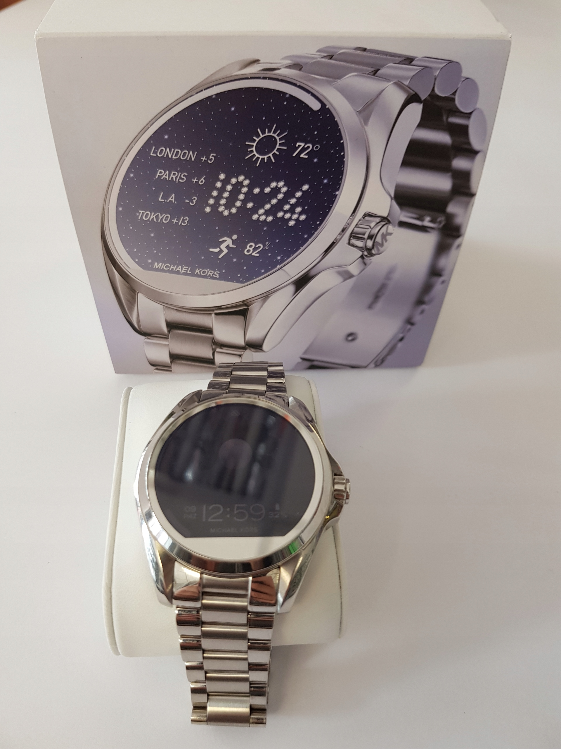 58370be73dd92 Zegarek Smartwatch Michael Kors smart 5001 - 7606727647 - oficjalne ...