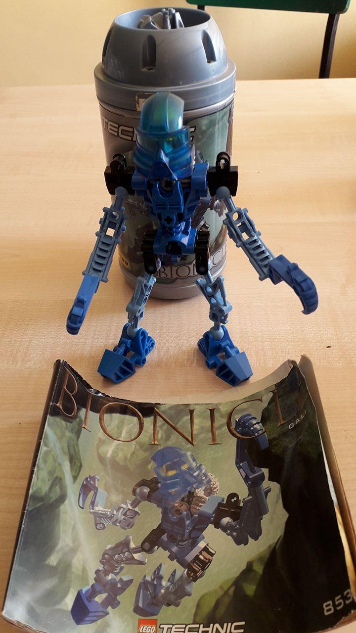 Lego Bionicle Toa Mata Gali 8533 1 7298738171 Oficjalne Archiwum