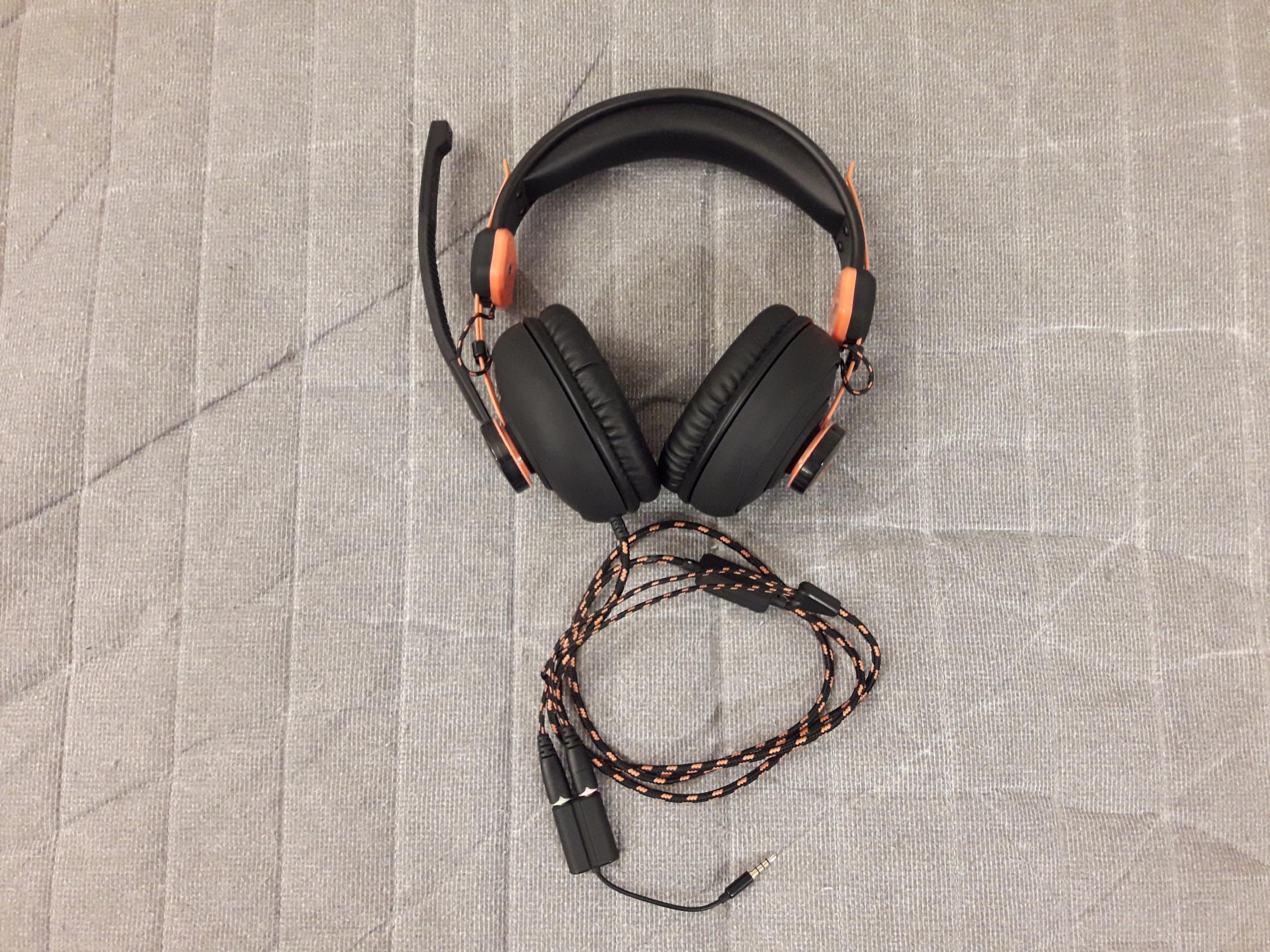 słuchawki ADX Firestorm A01 Gaming Headset