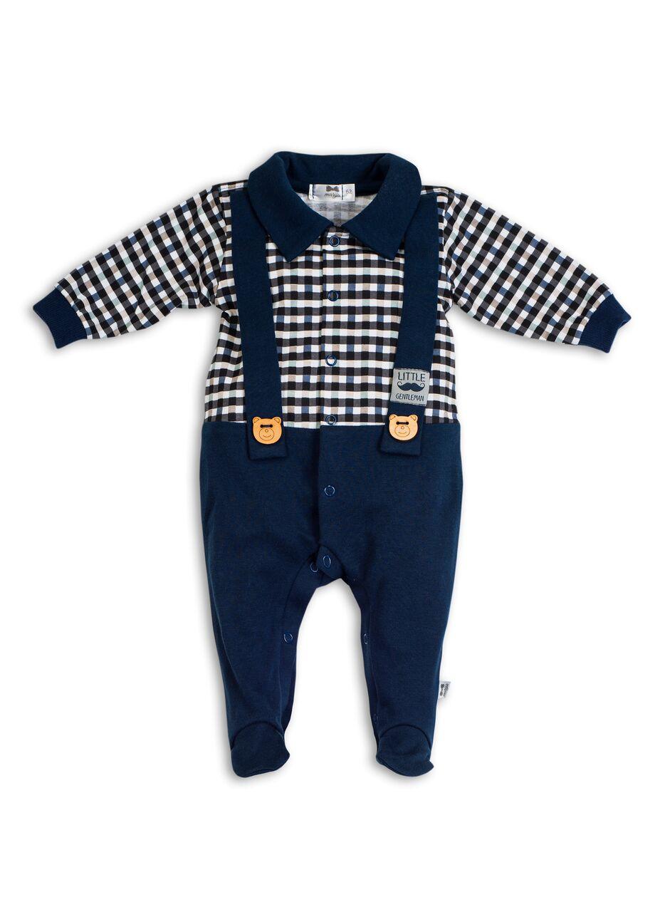eefcc9c70b Elegancki Pajacyk dla niemowląt Miś r. 62 - 7175569978 - oficjalne ...