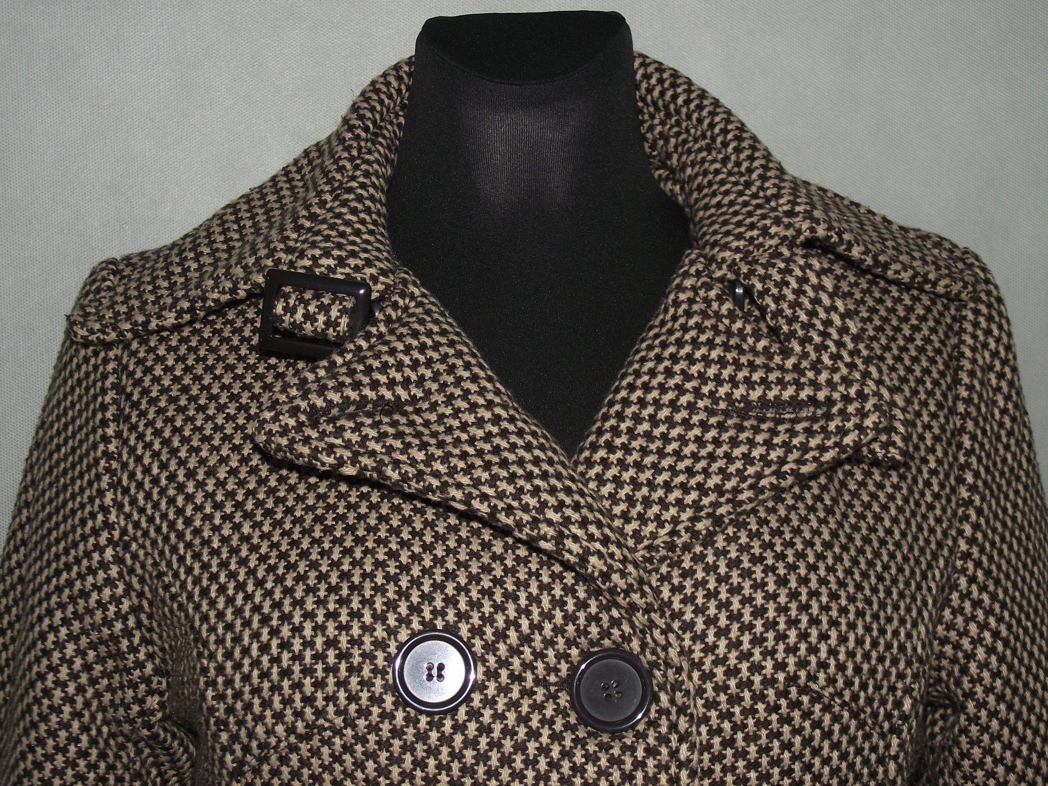 9ee30cce 2715 Damski płaszcz jesienny roz.L