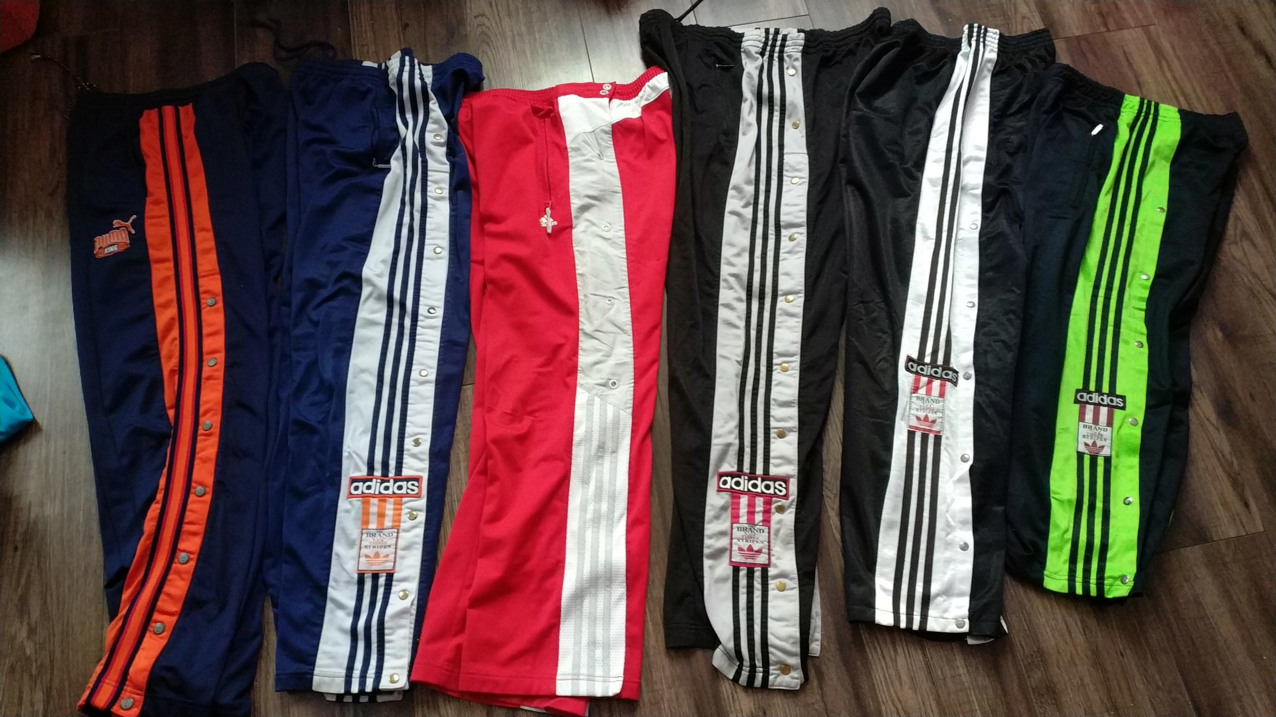 Paczka bluz Adidas Originals Oldschool Rasta 20szt