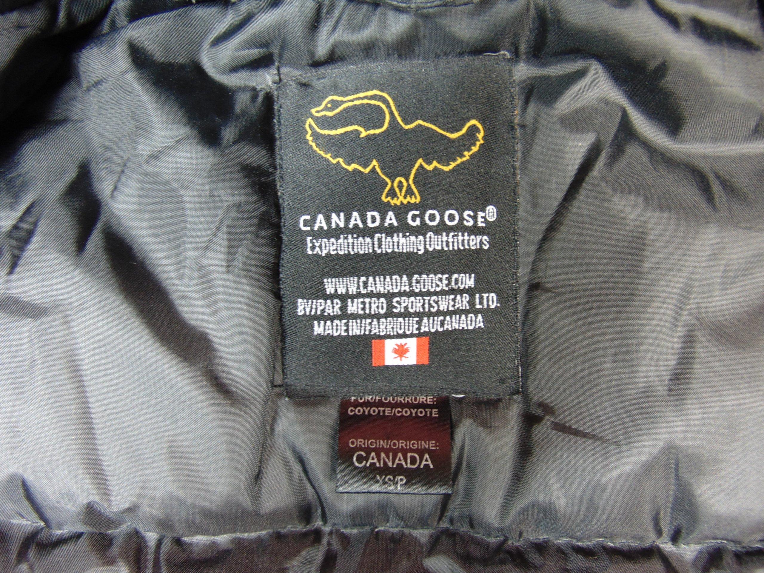 canada goose CHILLIWACK narciarska