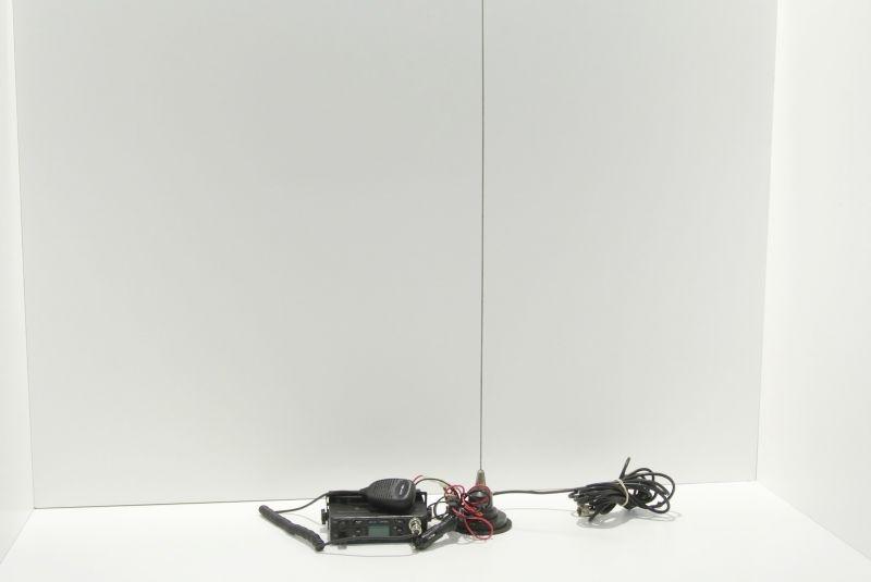 CB RADIO YOSAN JC-350 ANTENA HUSTER