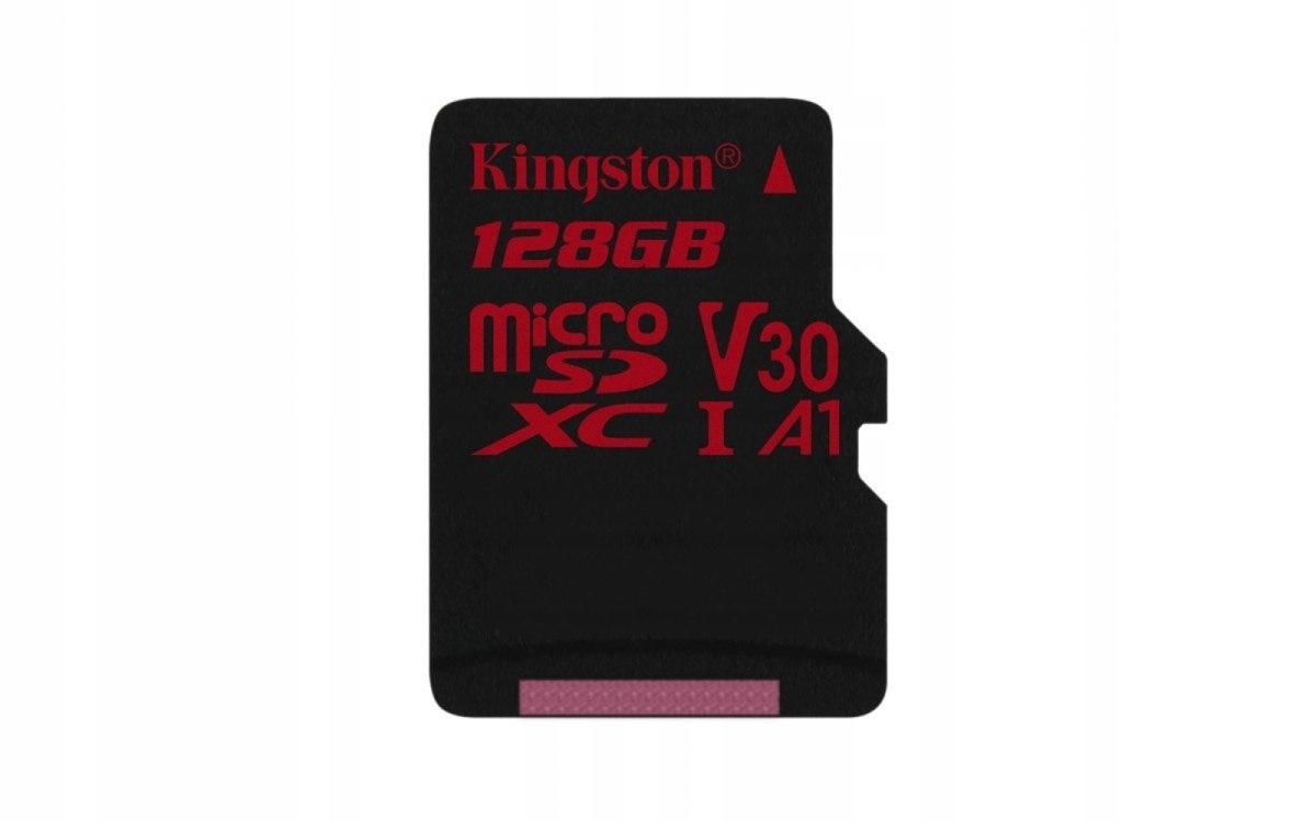MicroSD 128GB Canvas React 100/80MB/s UHS-I U3 V30