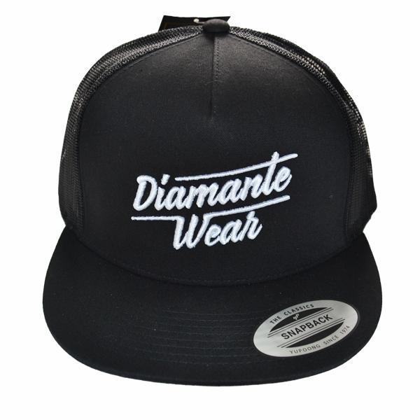 Nowa kolekcja nowy styl nowe style CZAPKA DIAMANTE WEAR 2, TAG SNAPBACK black - 7253012822 ...