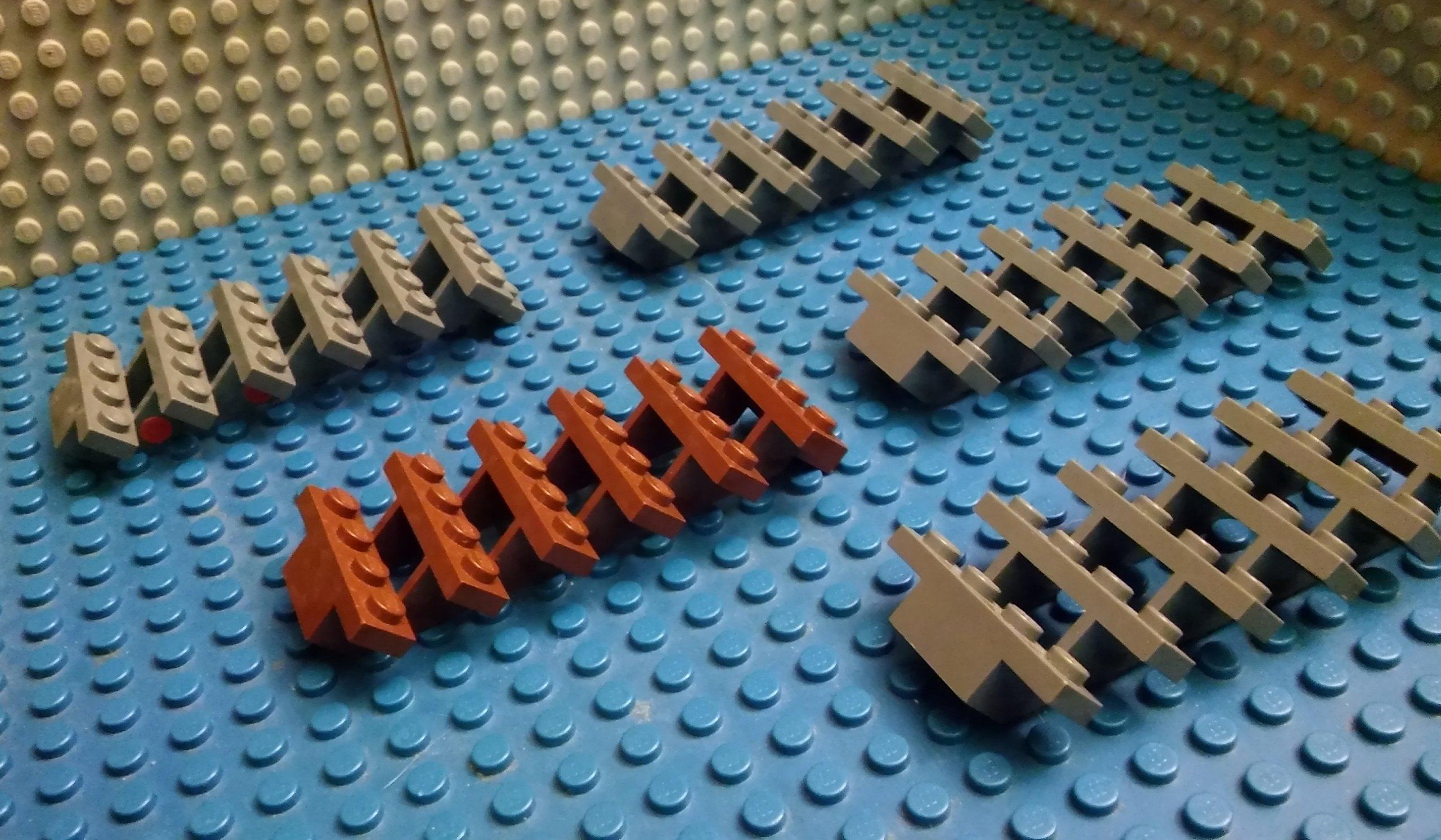 Lego Minecraft Castel Schody 7250551063 Oficjalne Archiwum