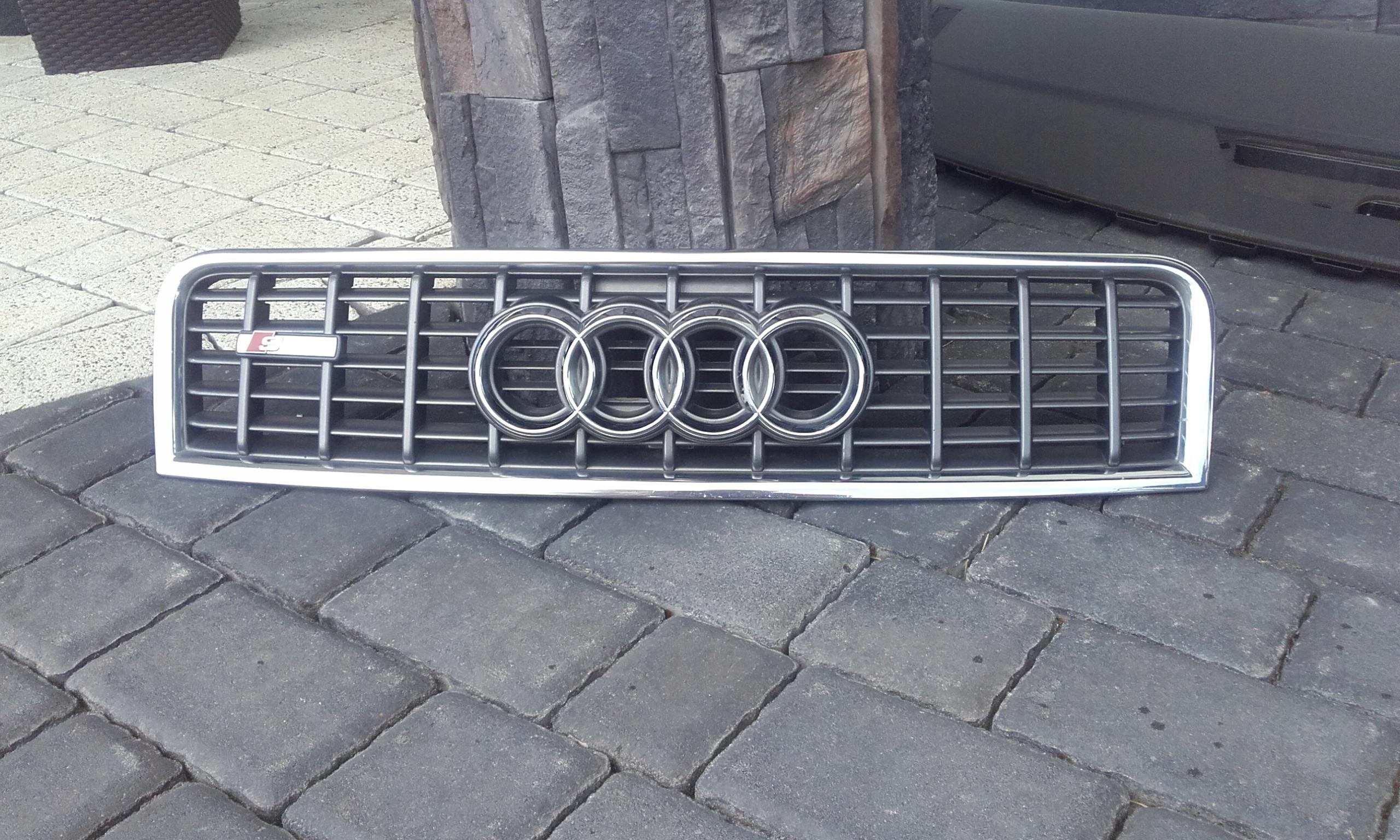 Audi A4 B6 Grill Atrapa S Line 7483943119 Oficjalne Archiwum