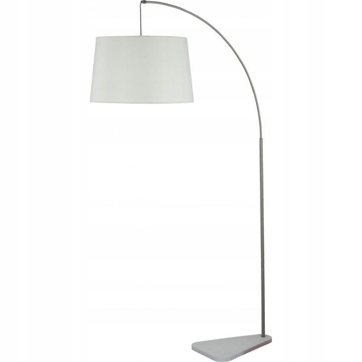 Nowoczesna Lampa Podłogowa Stojąca Maja New Szara 7400837302