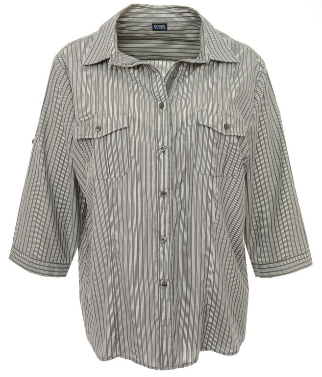 2cd896a415401c gW4695 BOYARD koszula w paski roll up 50 - 7260133000 - oficjalne ...
