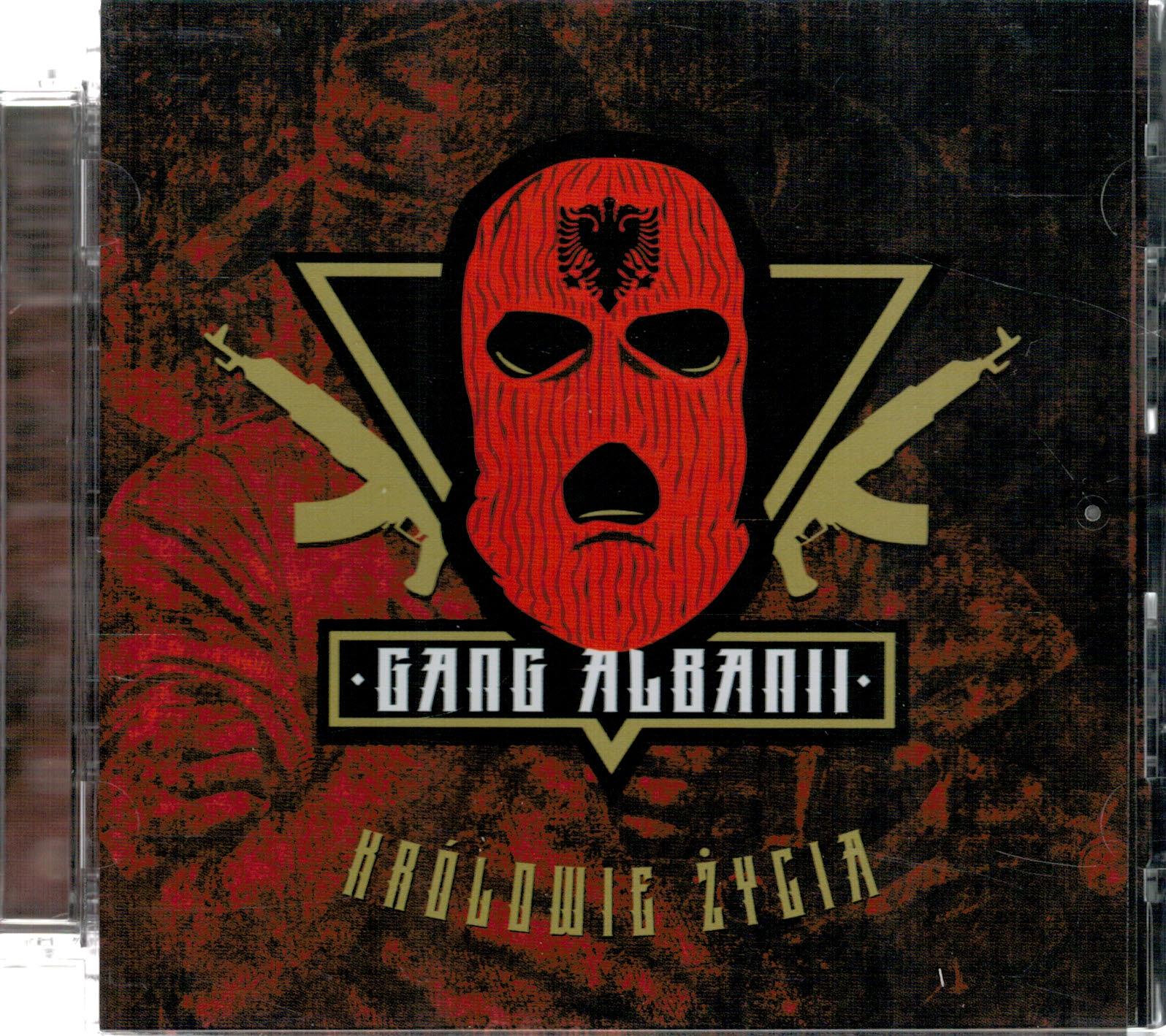 84790e64241b GANG ALBANII - KRÓLOWIE ŻYCIA  CD  STEP RECORDS - 6862161763 ...