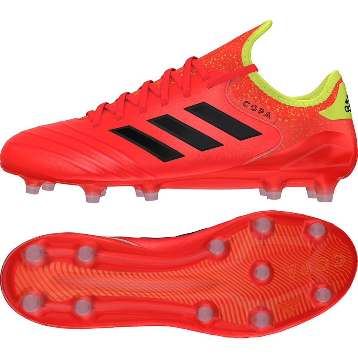 the latest 52aa6 4eccf Buty piłkarskie adidas Copa 18.1 FG M DB2169 42