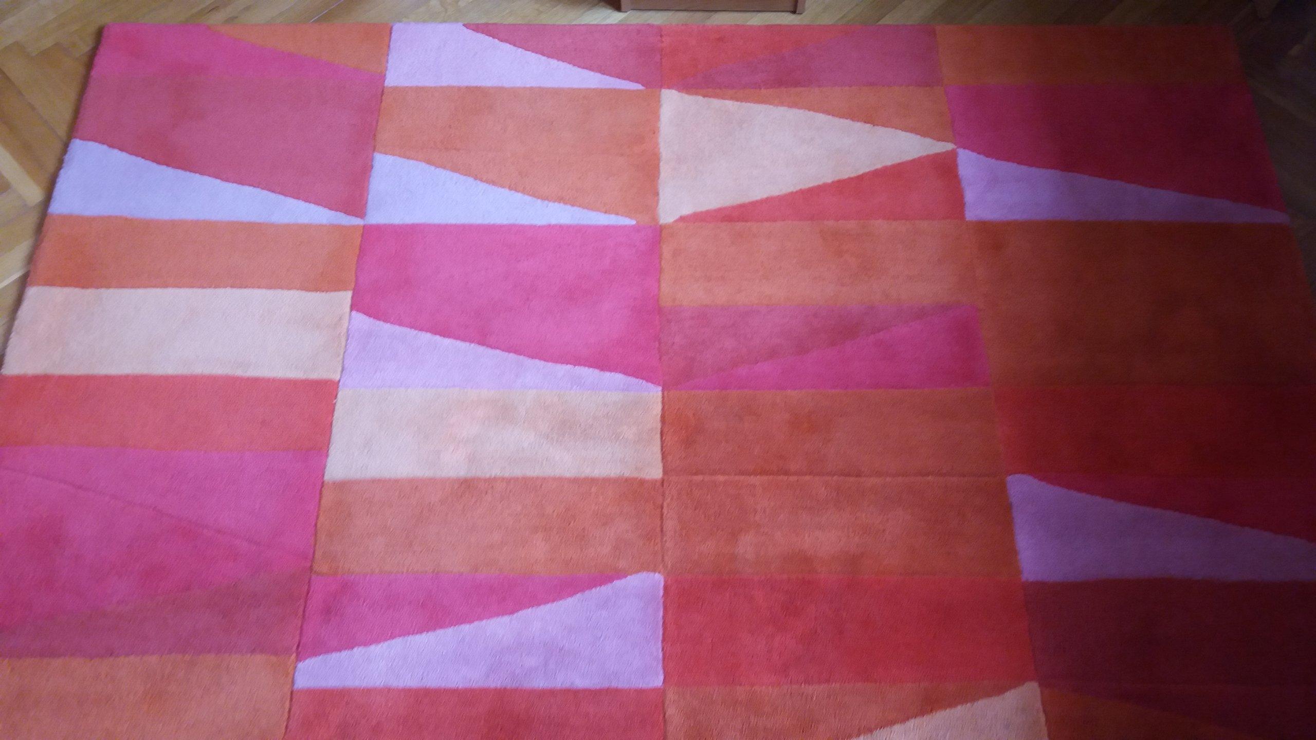 Dywan Do Pokoju Dziecka Kolorowy 140x200 Komfort