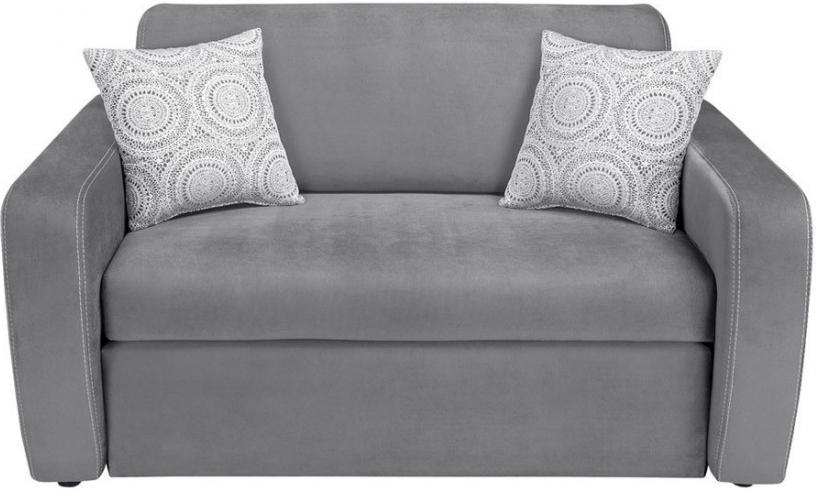 Sofa Rozkladana Szara Zara Black Red White 6945430392 Oficjalne