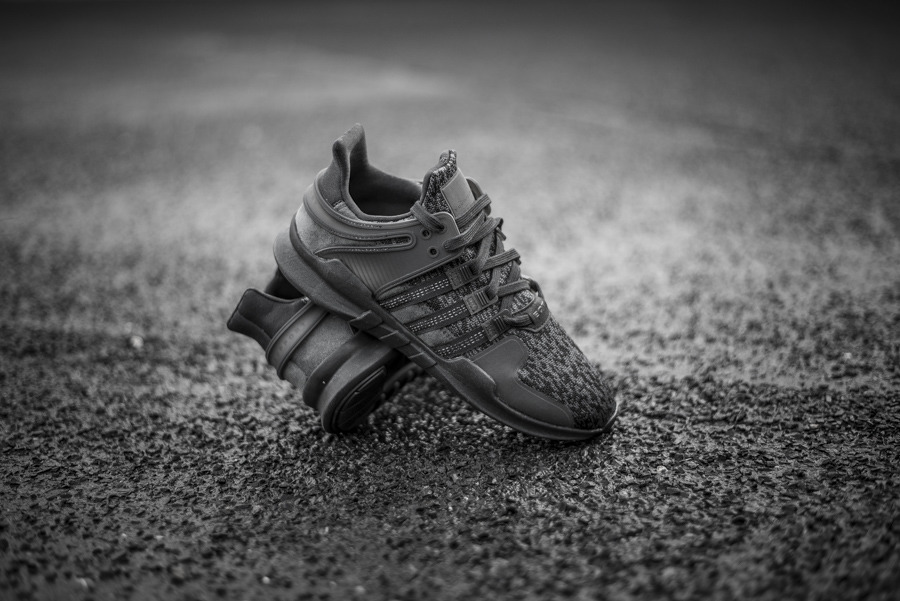Nowe BUTY EQT SUPPORT ADV core black 44 23