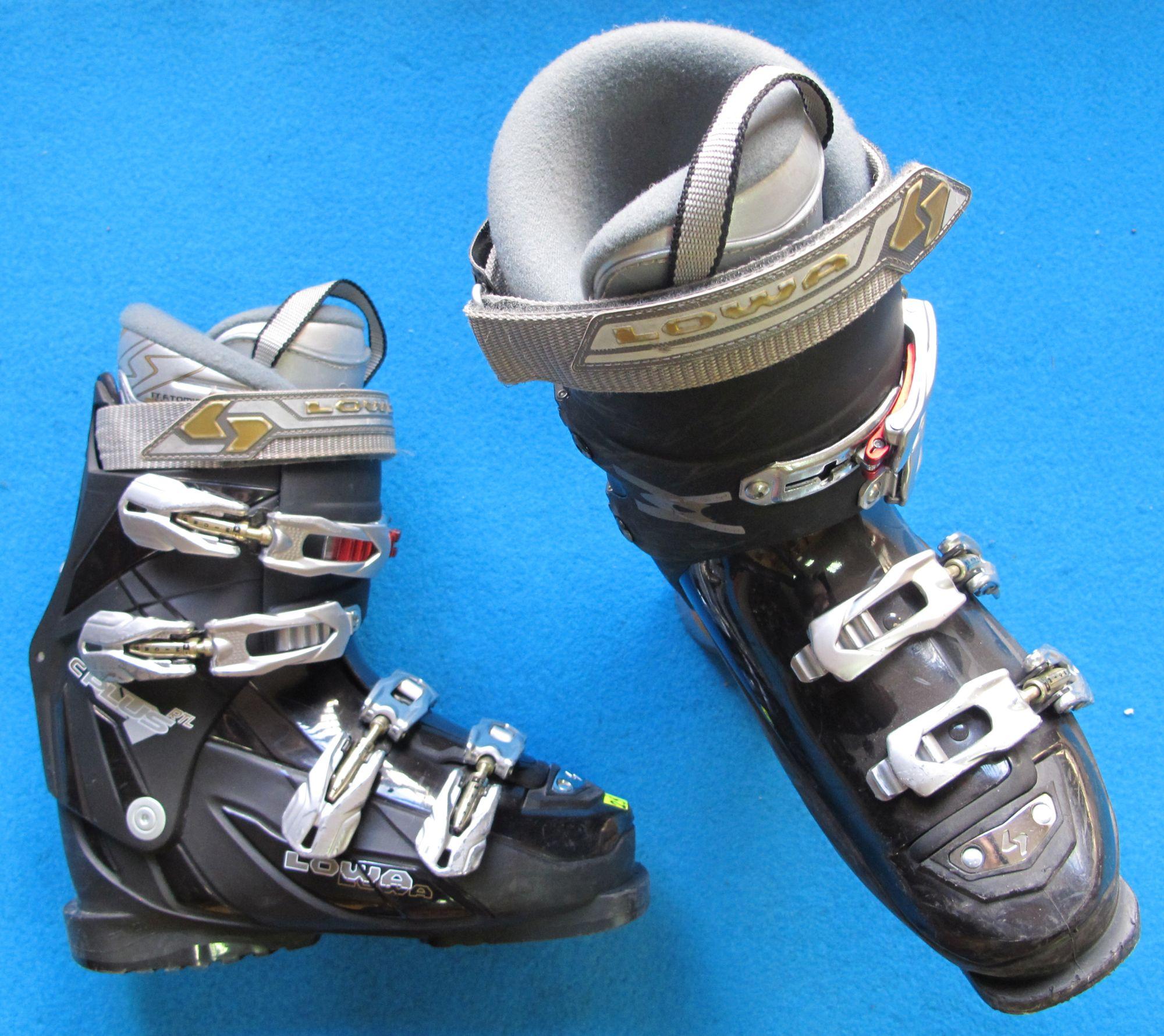 Buty narciarskie salomon 24,5 38,0 używane damskie wałbrzych
