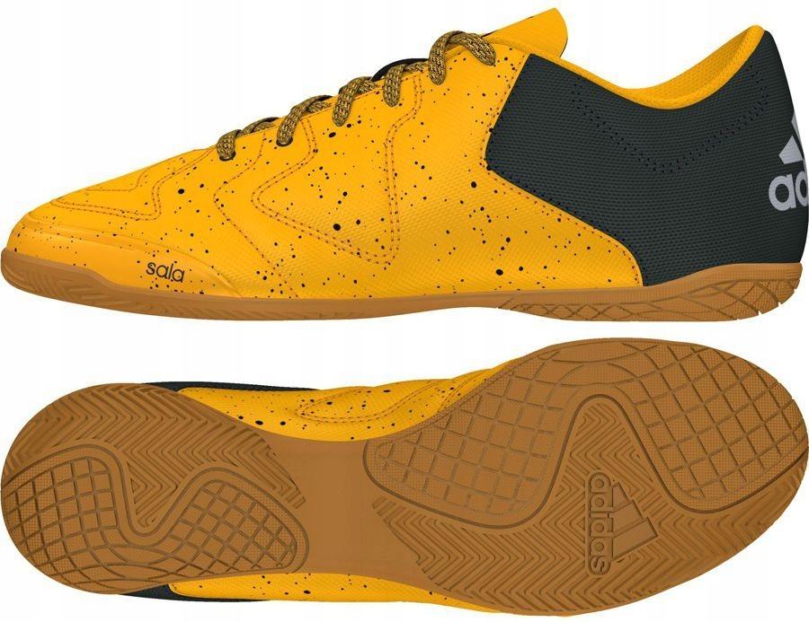 Buty piłkarskie turfy męskie Nike Phantom Venom Club żółto czarne syntetyczne