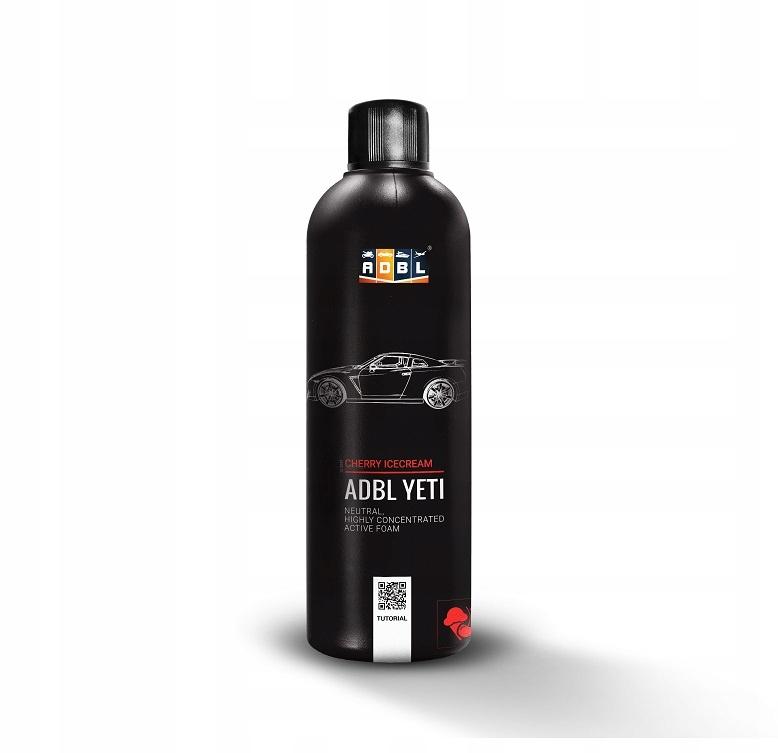 ADBL Yeti Cherry Ice Cream 500ml piana aktywna pH7