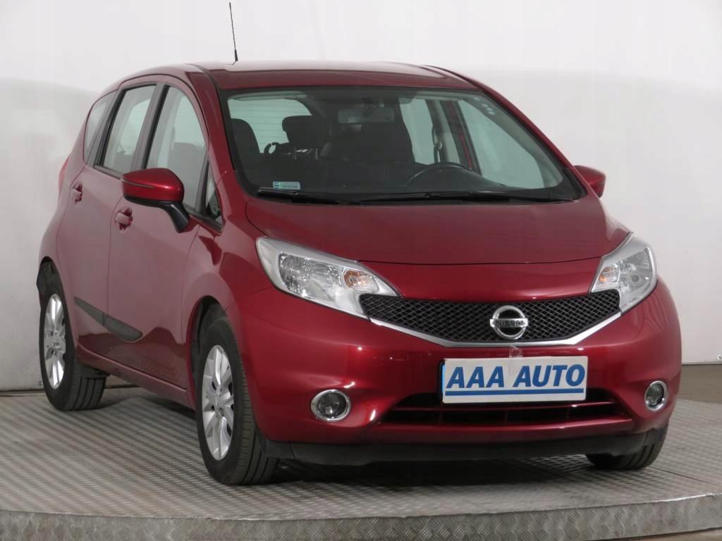 Nissan Note 1.2 , Salon Polska, Serwis ASO