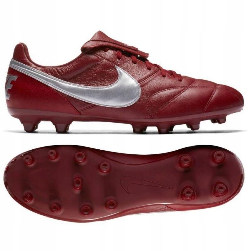 kupić najwyższa jakość przemyślenia na temat Skóra naturalna Buty Piłka nożna Korki Nike r.44,5 ...
