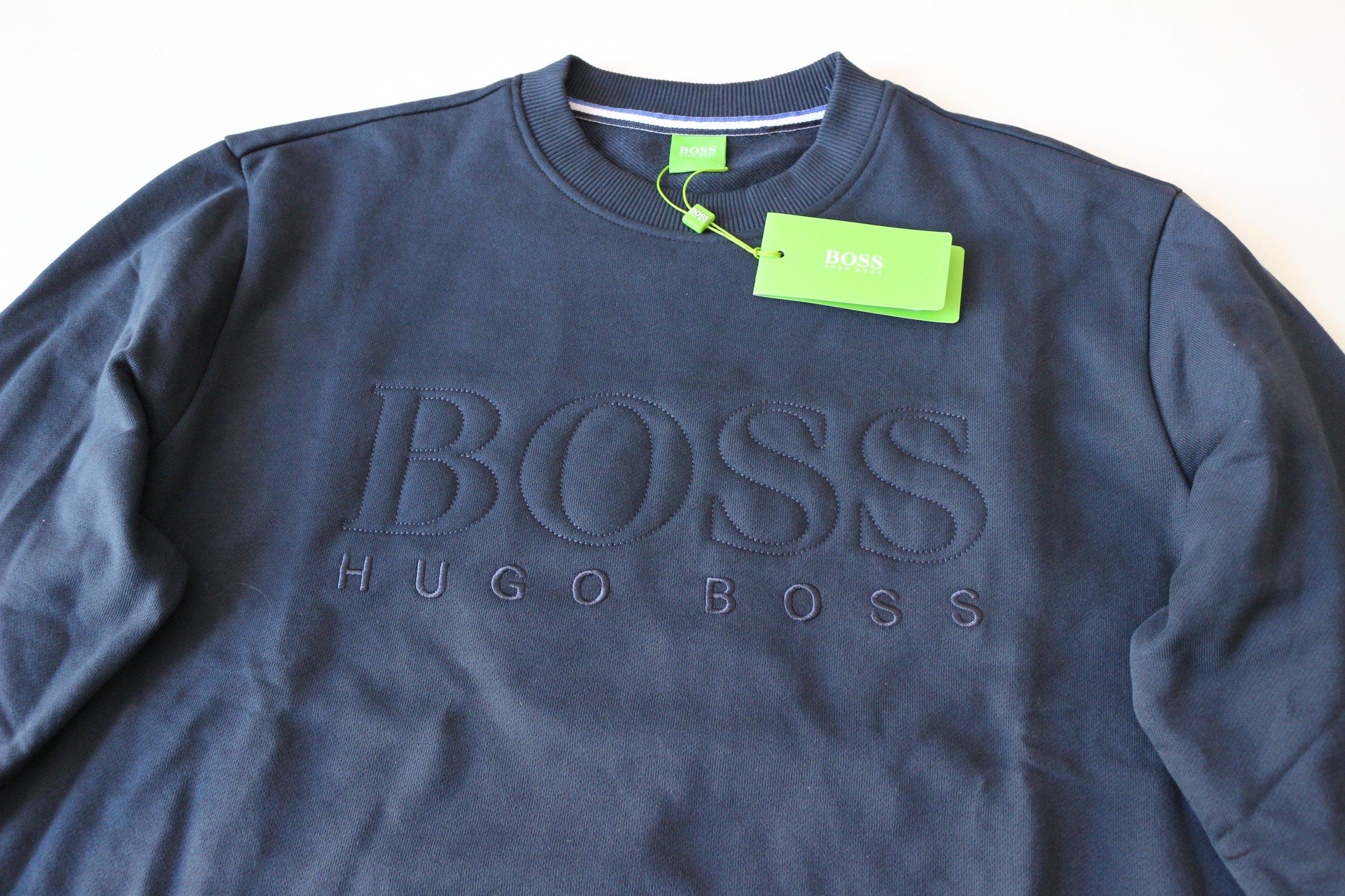 d28571f4fc28f HUGO BOSS GREEN bluza rozm XXXL ŁÓDŹ - 7242139904 - oficjalne ...