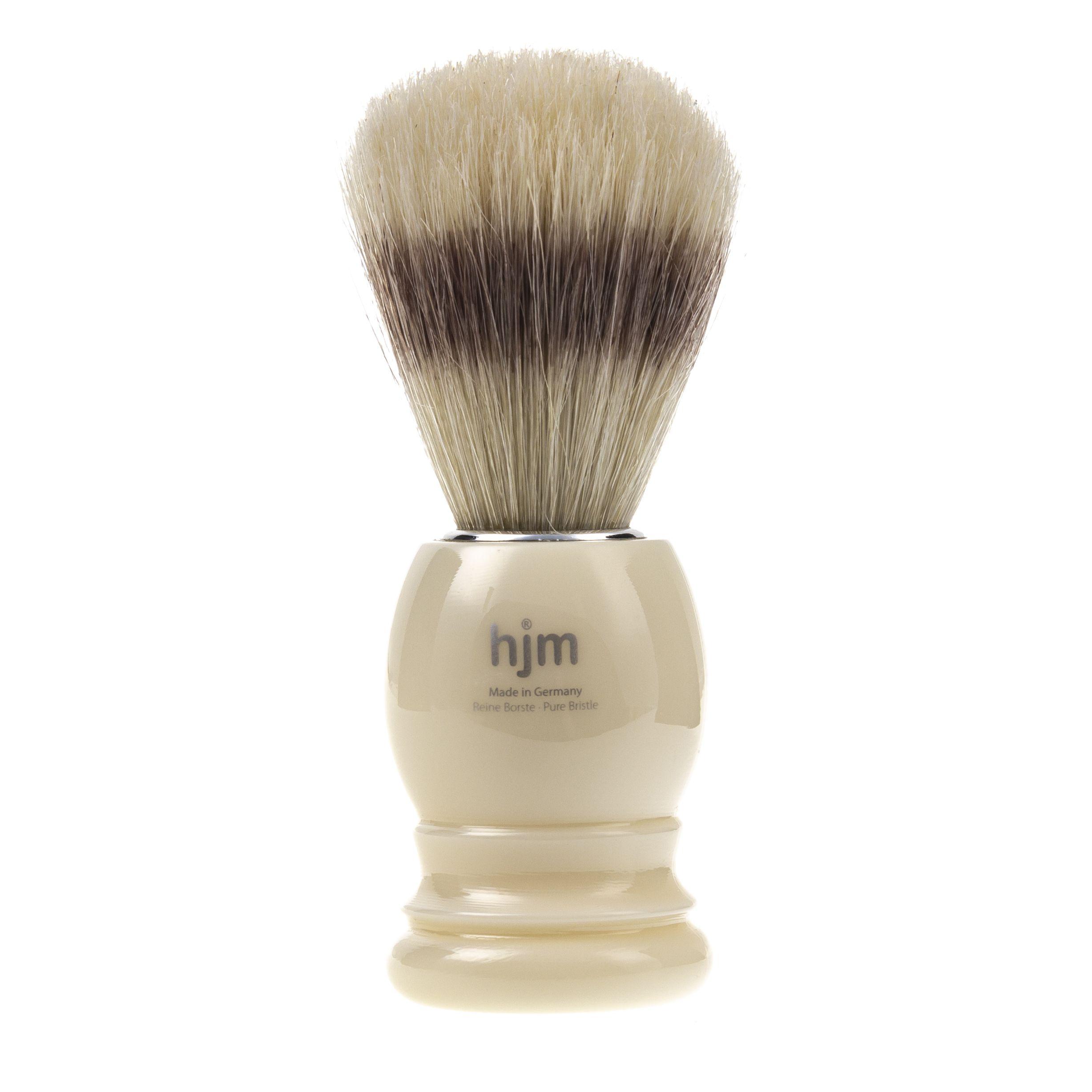 Pędzel do golenia tradycyjnego MUHLE biały