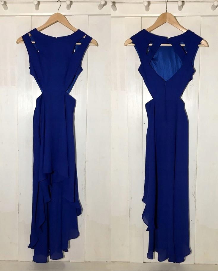 6b597317f2 Długa sukienka studniówka sylwester 34 XS - 7702056190 - oficjalne ...