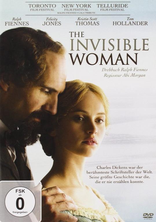 Kobieta W Ukryciu 2013  Ralph Fiennes DVD